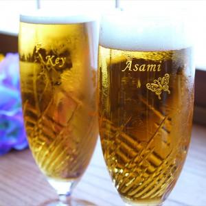 プレミアムグラス_ペアビールグラス